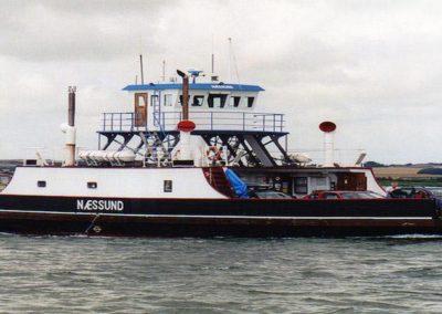 Næssund Færgen